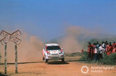 Safari Rally de Kenia