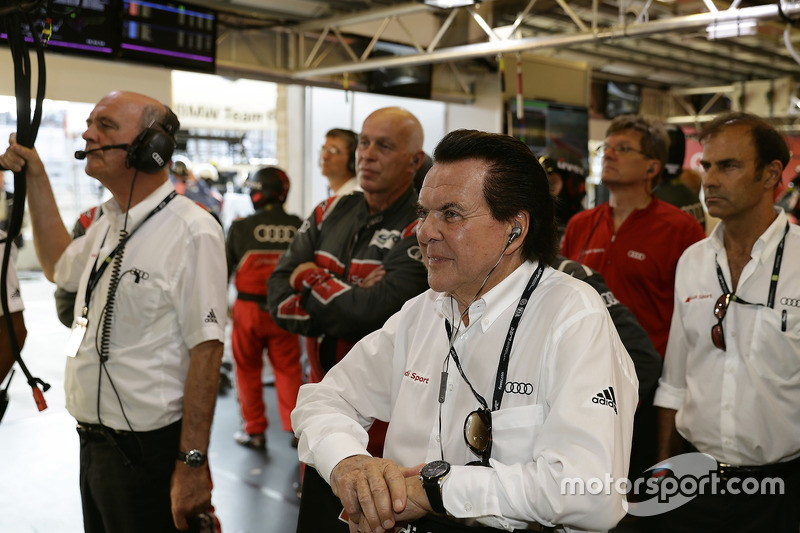 Reinhold Joest, Audi Sport Team Joest Team Principal