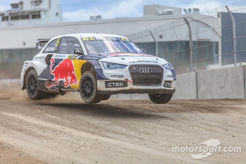 WRX: EKS RX, Audi S1