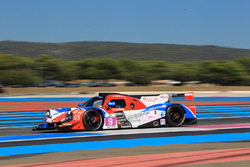 #9 Graff Racing Ligier JS P3 - Nissan: Eric Trouillet, Paul Petit, Enzo Guibbert
