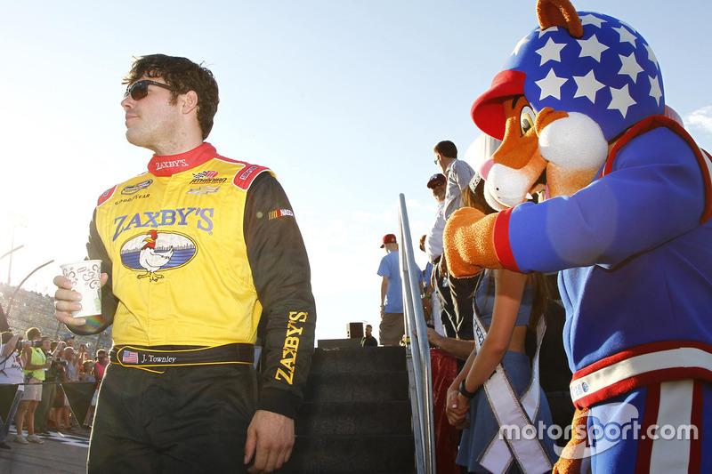 NASCAR Truck – бійка двох гонщиків