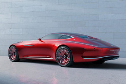 Mercedes-Maybach 6 Concept Coupe