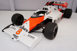 1984 McLaren MP4-2/2 driven by Niki Lauda