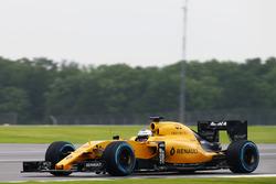 Sergey Sirotkin, Renault Sport F1 Team RS16 Test Driver