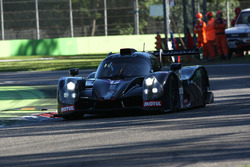 #12 Eurointernational, Ligier JS P3 - Nissan: Андреа Дромедарі, Марко Якобоні, Ріккардо Дона