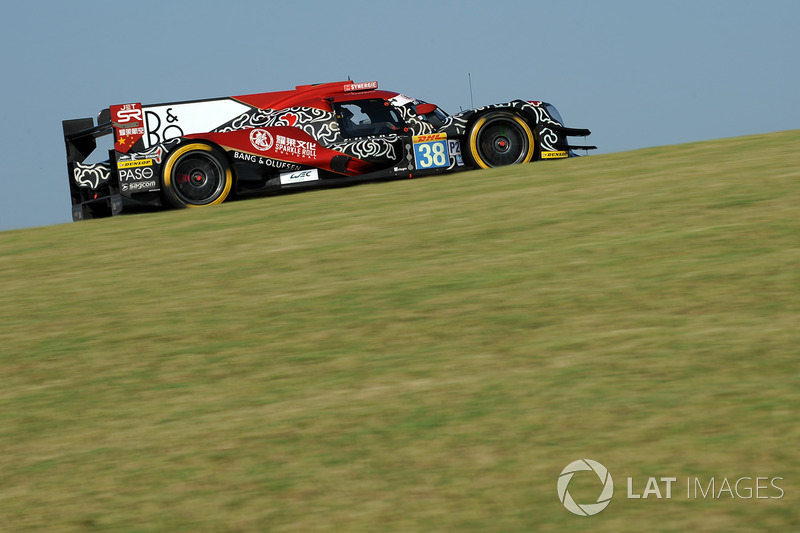 #38 DC Racing Oreca 07 Gibson: Ho-Pin Tung, Oliver Jarvis, Thomas Laurent