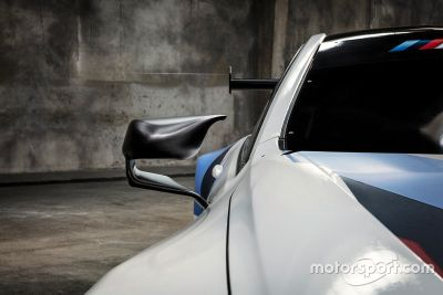 BMW M8 GTE leleplezés