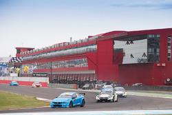 Nicky Catsburg, Polestar Cyan Racing, Volvo S60 Polestar