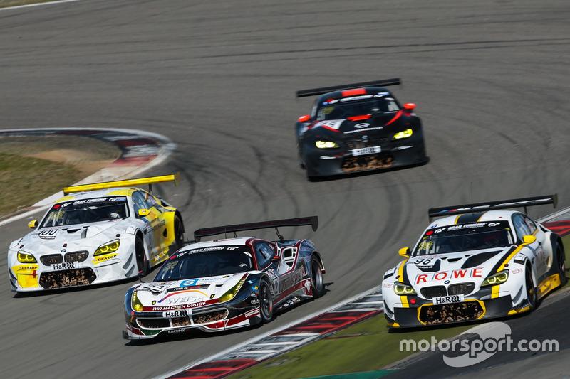 Georg Weiss, Oliver Kainz, Jochen Krumbach, Ferrari 488 GT3