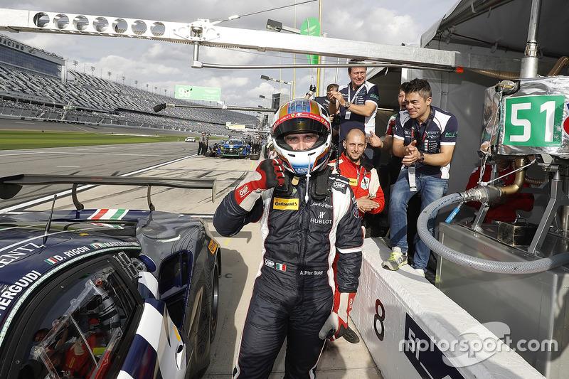 Pole GTD voor Alessandro Pier Guidi, Spirit of Race