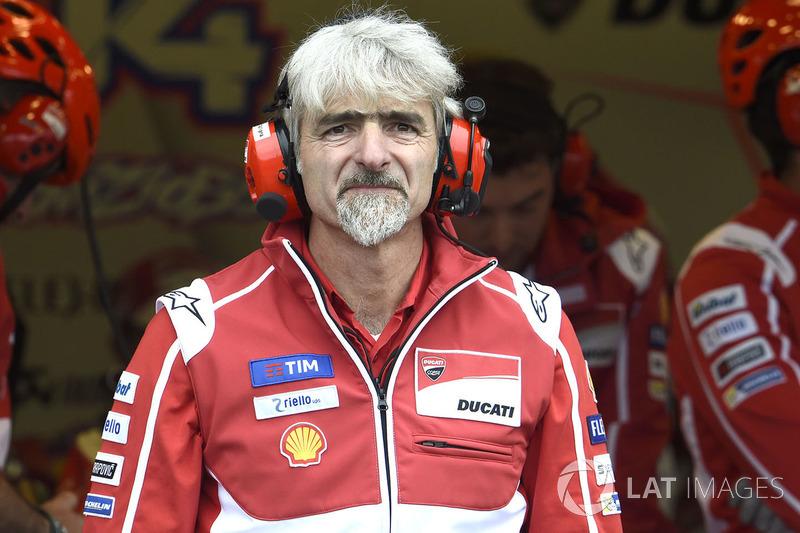 Gigi Dall'Igna, Gerente General del Ducati Team