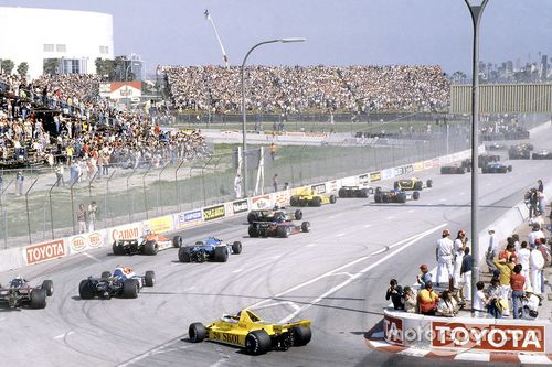 Grand Prix des Etats-Unis Ouest