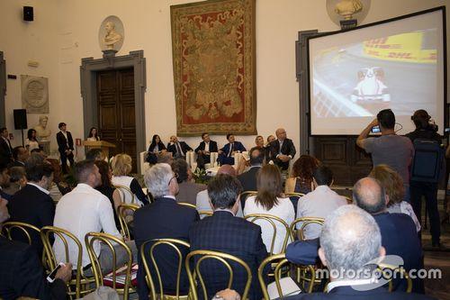 Presentación ePrix de Roma