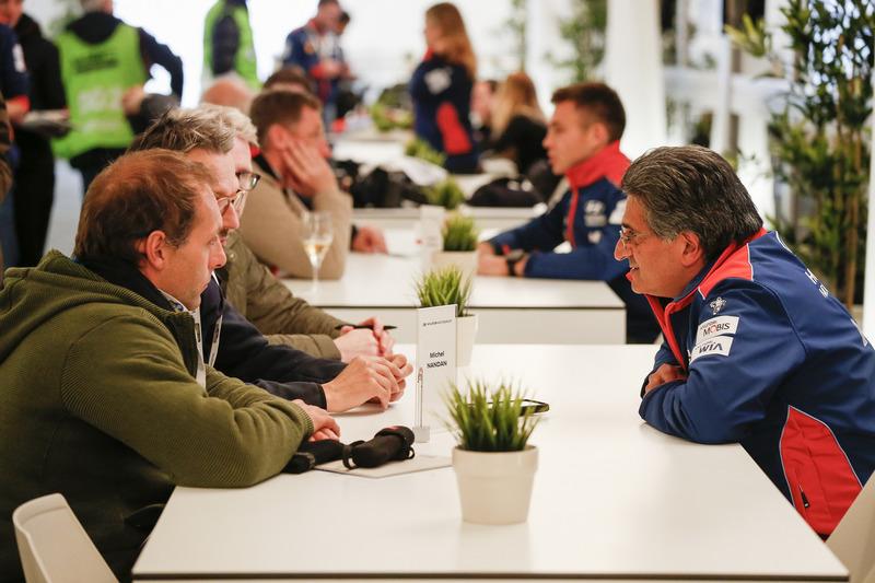 Michel Nandan, Hyundai Motorsport Team Principal
