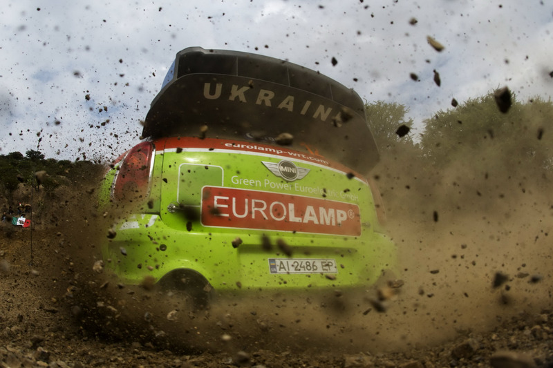 Валерий Горбань и Сергей Ларенс, Mini John Cooper Works WRC
