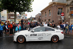 Maxime Martin, BMW Team RBM, BMW M4 DTMon the BMW M4 GTS DTM Safety Car