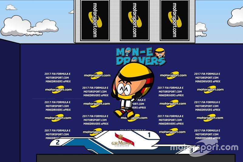 Los MinEDrivers y Motorsport.com unen fuerzas para la temporada 2017 de Fórmula 1, MotoGP y Fórmula E