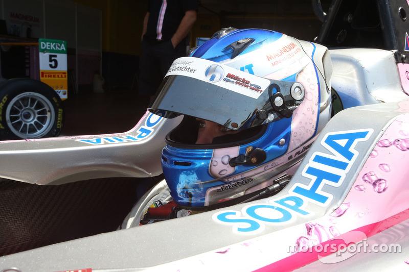Софія Фльорш, BWT Mucke Motorsport