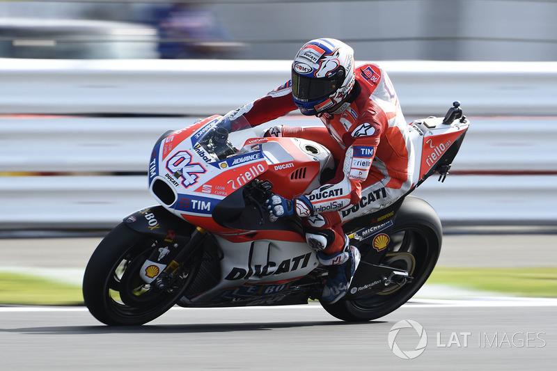 2017: Andrea Dovizioso, Ducati Desmosedici GP17