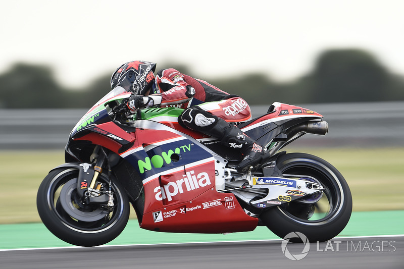 14. Scott Redding, Aprilia Racing Team Gresini