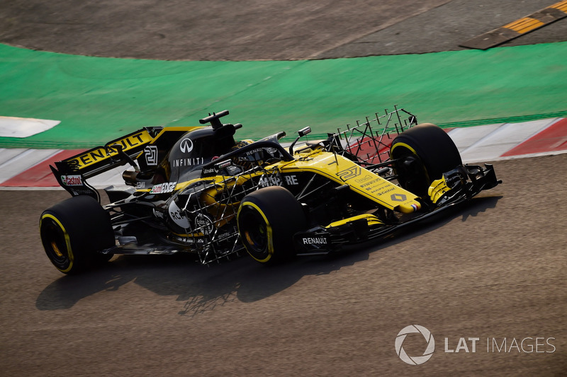 Ніко Хюлькенберг, Renault Sport F1 Team RS18