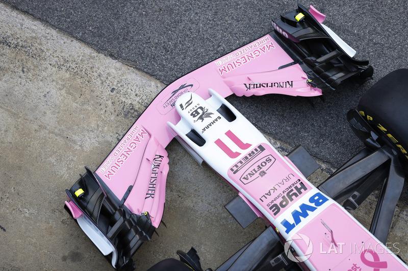 Sahara Force India F1 VJM11