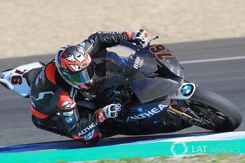 Jordi Torres, MV Agusta