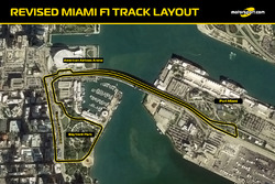 Траса Формули 1 в Маямі. Версія друга