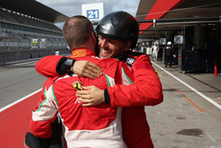 GTE Qualifying, #55 Spirit of Race, Ferrari F488 GTE: Метт Гріффін