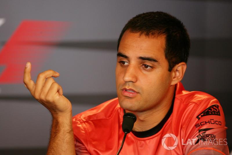 Juan Pablo Montoya, McLaren
