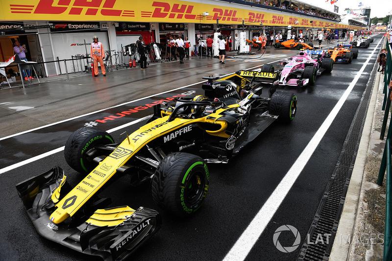 13: Нико Хюлькенберг, Renault Sport F1 Team R.S. 18 – 1:36.506