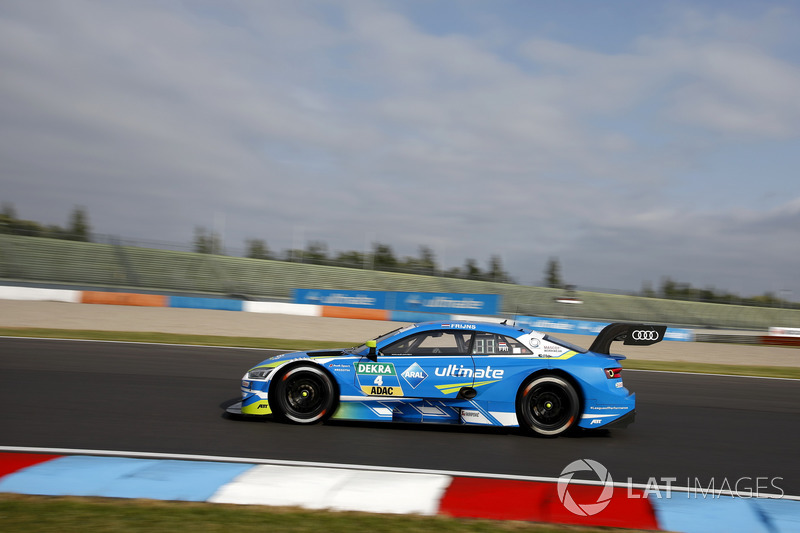13. Robin Frijns, Audi Sport Team Abt Sportsline, Audi RS5 DTM