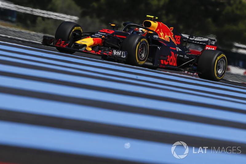 6. Max Verstappen, Red Bull Racing RB14