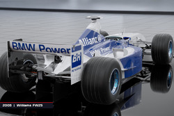 2003 Williams FW25