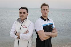 Norbert Michelisz, Honda Racing Team JAS, Honda Civic WTCC, Thed Björk, Polestar Cyan Racing, Volvo