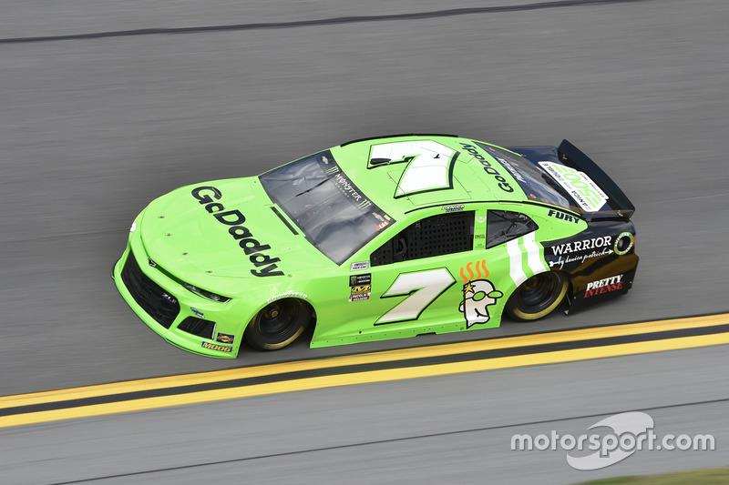 Danica Patrick, Premium Motorsports, GoDaddy Chevrolet Camaro