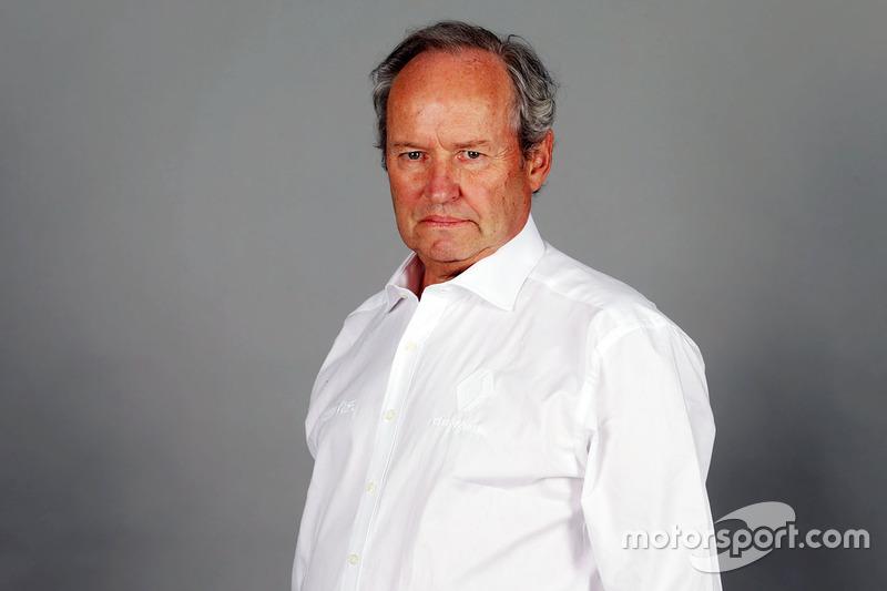 Jerome Stoll, Presidente Renault Sport F1