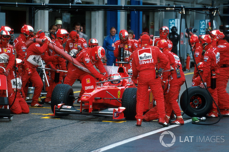 Eddie Irvine – GP da Europa de 1999