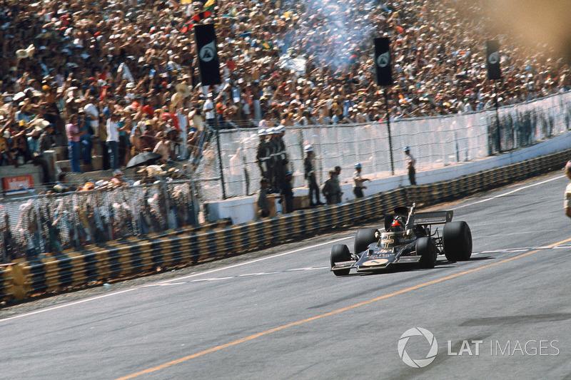 9. Lotus (1972-1973)