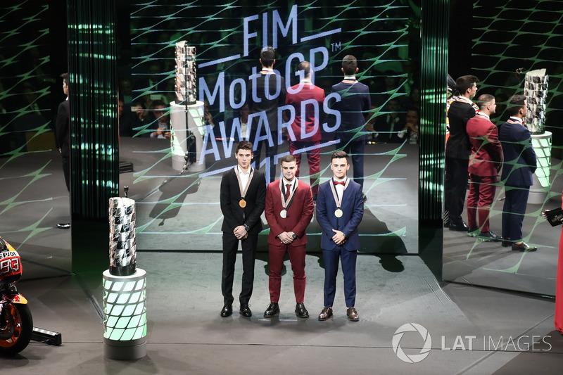 Жоан Мір, Leopard Racing, Романо Фенаті, Marinelli Rivacold Snipers, Арон Кане, Estrella Galicia 0,0