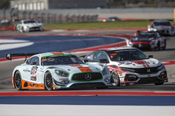 #31 ROFGO Racing, Mercedes-AMG GT3: Roald Goethe, Stuart Hall, Jamie Campbell-Walter, Nicolas Minassian
