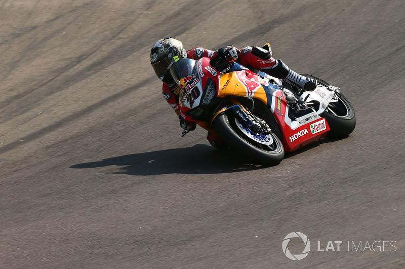 Jason O'Halloran, Honda WSBK Team