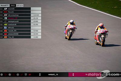 MotoGP Red Bull Ring Virtual Race