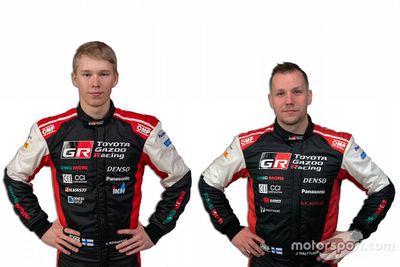 Toyota Gazoo Racing WRT - Barwy na sezon 2021