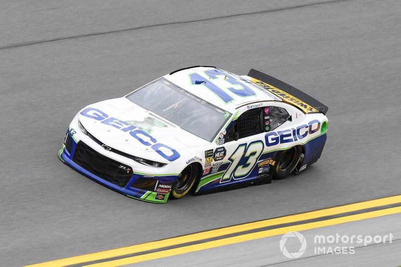 #13: Ty Dillon, Germain Racing, Chevrolet Camaro