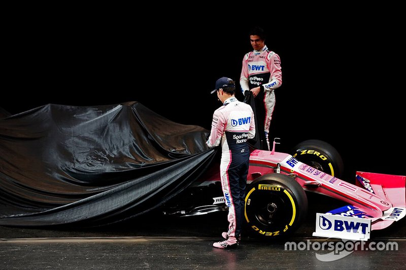 Sergio Perez, Racing Point, Lance Stroll, Racing Point