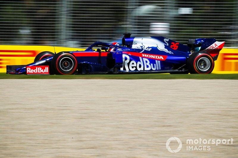 Даниил Квят, Toro Roso STR14