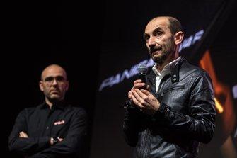 Stefano Cecconi, Claudio Domenicali