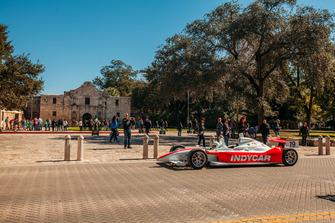 IndyCar at The Alamo, San Antonio