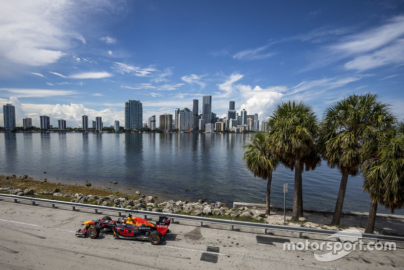 Max Verstappen, Red Bull Racing em Miami